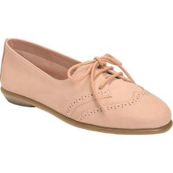 Women's Aerosoles Sweet Bet Oxford Light Pink Nubuck