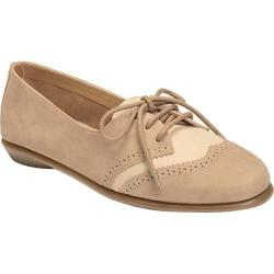 Women's Aerosoles Sweet Bet Oxford Taupe Combination