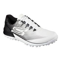 Men's Skechers GO GOLF Bionic 2 Lace Up White Black