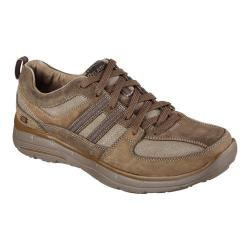 Men's Skechers Relaxed Fit Glides Soman Lace Up Desert
