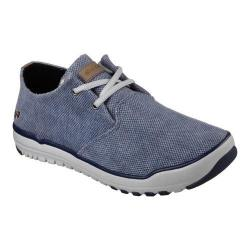 Men's Skechers Relaxed Fit Oldis Stound Oxford Blue