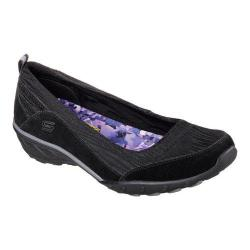 Women's Skechers Relaxed Fit Savvy Dressed Up Slip On Black