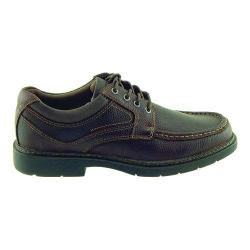 Men's Dockers Sector Canmore Oxford Briar Tumbled Oiled Full Grain