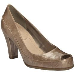 Women's A2 by Aerosoles Big Ben Pump Nude Patent