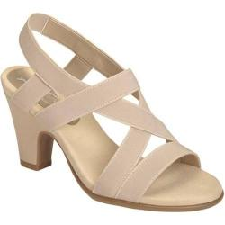 Women's A2 by Aerosoles Scone Dress Sandal Nude Patent