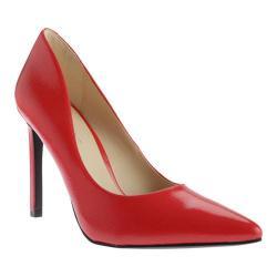 Women's Nine West Tatiana Pump Red Synthetic