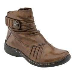 Women's Earth Thyme Ankle Boot Almond Calf Leather