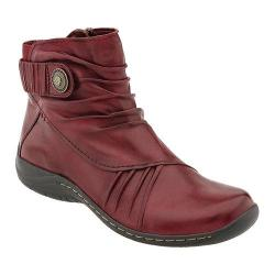 Women's Earth Thyme Ankle Boot Bordeaux Calf Leather