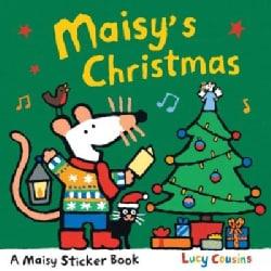 Maisy's Christmas Sticker Book (Paperback)