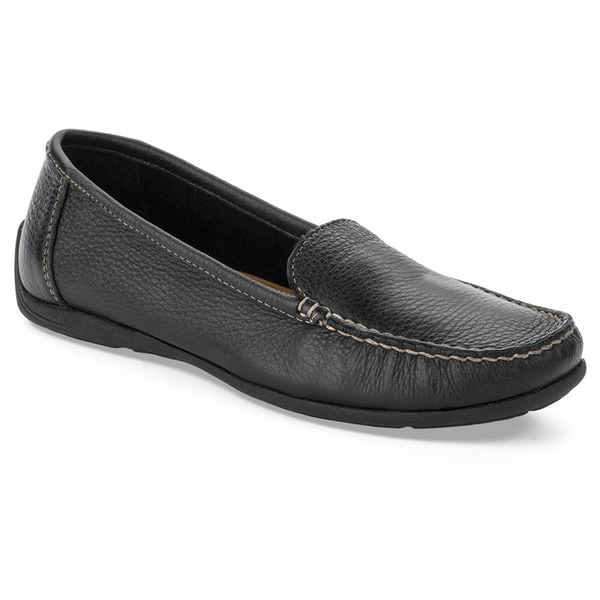 Women's Eastland Sasha Black Leather