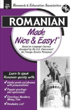 Romanian Made Nice & Easy! (Paperback)