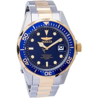 Invicta Men's Excursion 80559 Gold Stainless-Steel Swiss Quartz Watch