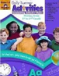 Daily Summer Activities, Moving from First to Second Grade (Paperback)