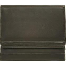 Piel Leather Chocolate iPad 2 Envelope Case
