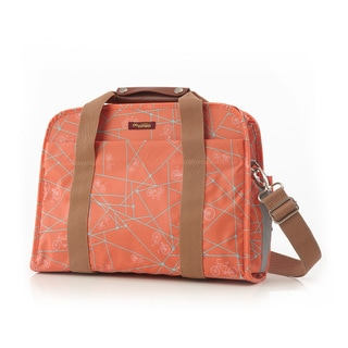 Po Campo Loop Pannier Coral Bike Ride Messenger Bag