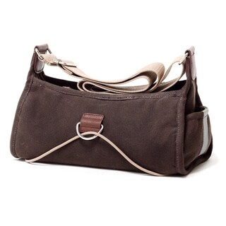 Women's Po Campo Pilsen Bungee Handbag Brown