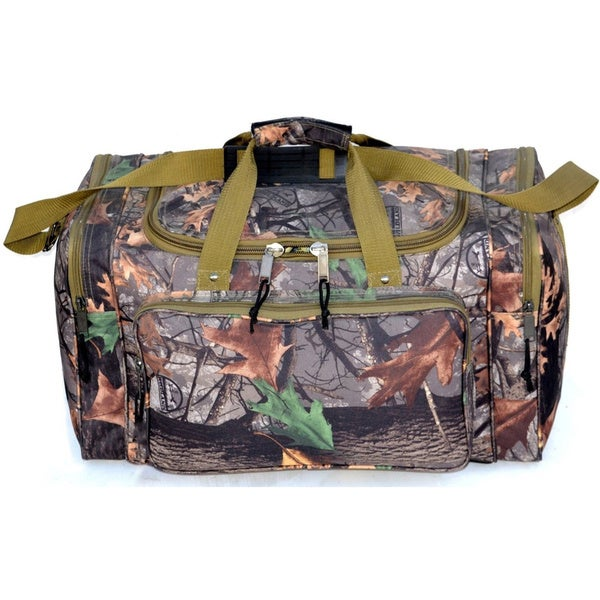 Explorer 27-inch Wildland Camo Duffel Bag