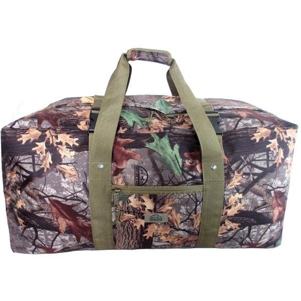 Explorer 31-inch Wildland Camo Cargo Duffel Bag