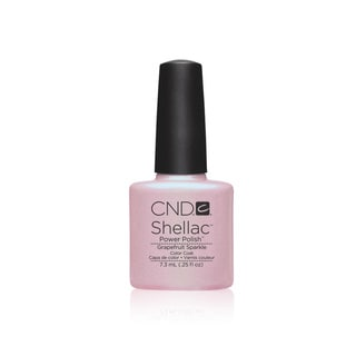 CND Shellac Grapefruit Sparkle 0.25-ounce Nail Polish
