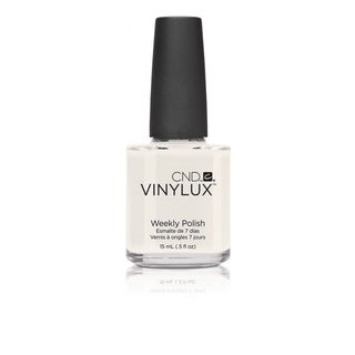 CND Vinylux Studio White 0.5-ounce Nail Polish