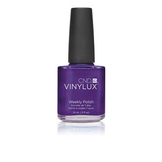 CND Vinylux Purple Purple Nail Polish