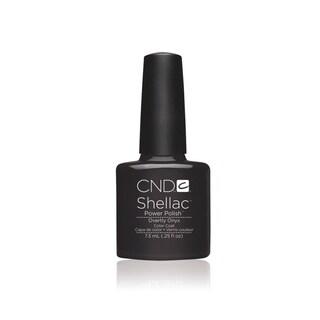 CND Shellac Overtly Onyx 0.25-ounce Nail Polish