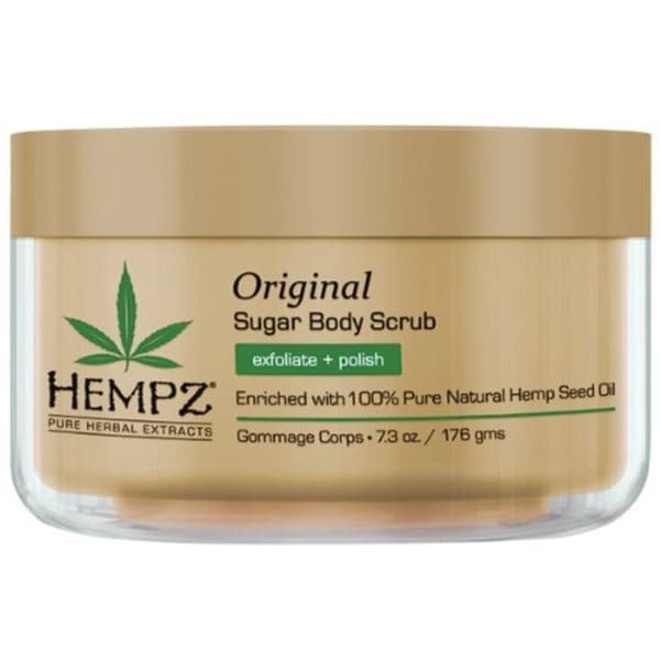 Hempz Original Sugar 7.3-ounce Body Scrub