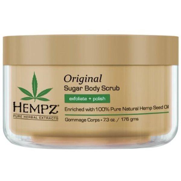 Hempz Original Sugar 7.3-ounce Body Scrub