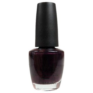 Opi Black Cherry Chutney 0.5-ounce Nail Polish