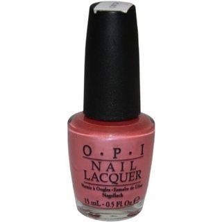 OPI Not So Bora-Bora-ing Pink Nail Lacquer