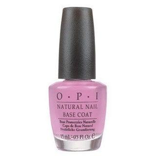 OPI Natural Base coat 0.5-ounce Nail Polish