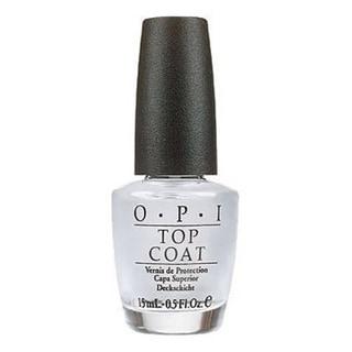 OPI Top Coat 0.5-ounce Nail Polish