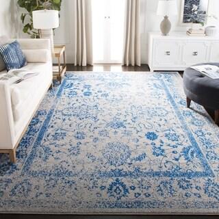 Safavieh Adirondack Grey/ Blue Rug (6' x 9')