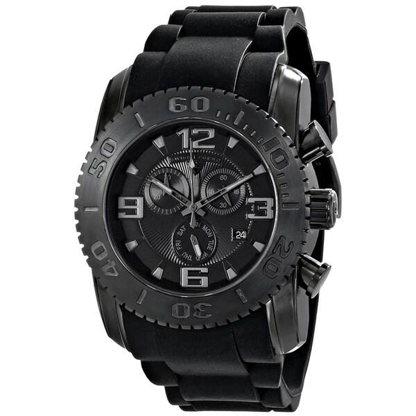Swiss Legend Men's SL-10067-BB-01-PHT Commander Black Watch