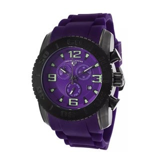 Swiss Legend Men's SL-10067-BB-011 Commander Purple Watch