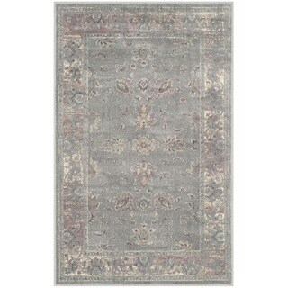 Safavieh Vintage Grey/ Multi Viscose Rug (2'7 x 4')