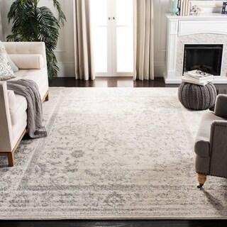Safavieh Adirondack Ivory/ Silver Rug (5'1 x 7'6)