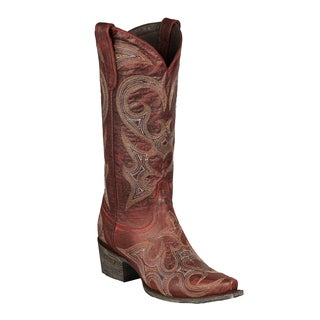 Lane Boots 'Lovesick' Women's Leather Cowboy Boot