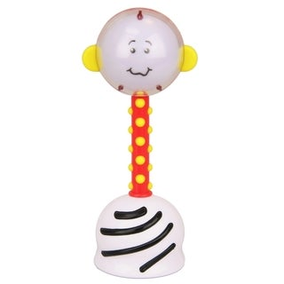 SmartNoggin Noggin Stick Developmental Light-Up Rattle