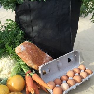 Local Fare North Mixed Produce and Pantry Bundle with Farm Fresh Eggs