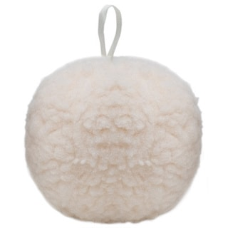 PetSafe Classic Faux Sheepskin Ball Dog Toy
