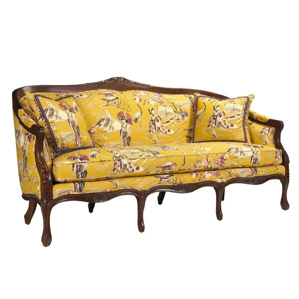 French Heritage Camille Sofa