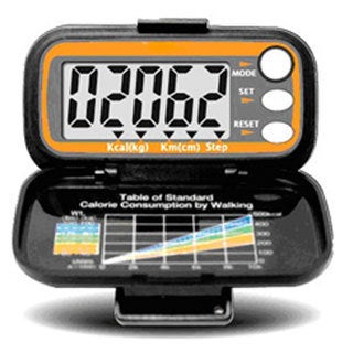 ActionLine KY-25002 Multi-function Digital Pocket Pedometer