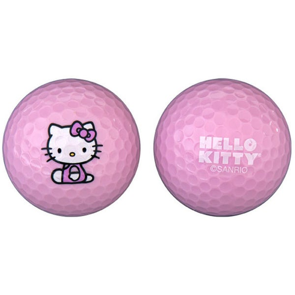 Hello Kitty Golf Balls (Pack of 6)