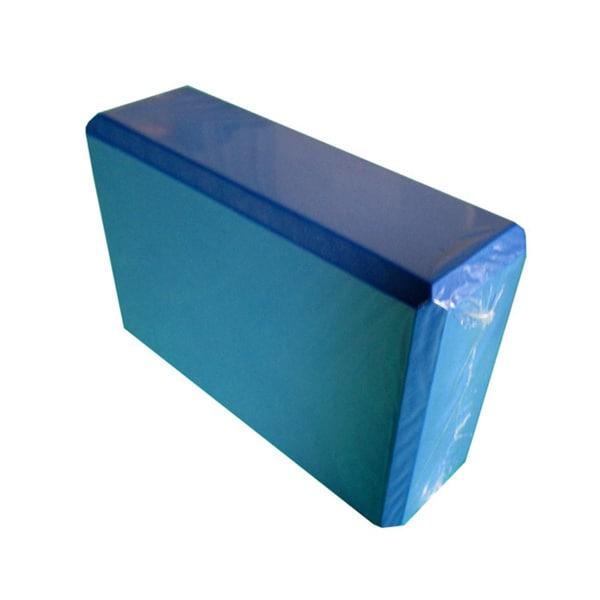 ActionLine KY-79001A 3-inch Yoga Block High-density Brick (Set of 2)