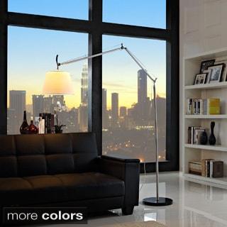 Reflect Aluminum Floor Lamp