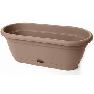 Bloem 18-inch Lucca Window Box Curated