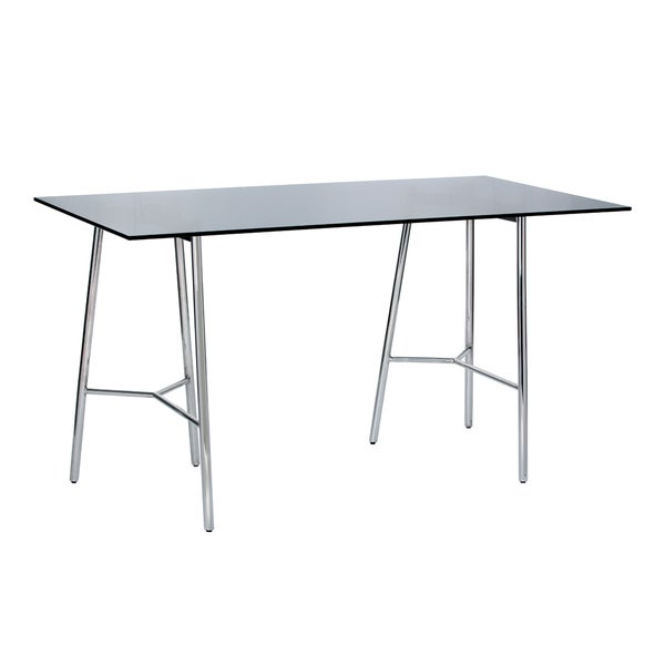 Sunpan Imports Dante Black Writing Desk