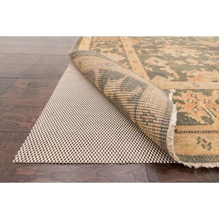 Supreme Non-slip Beige Rug Pad (5' x 8')