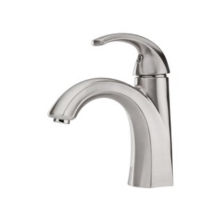 Pfister Selia Brushed Nickel Bathroom Faucet